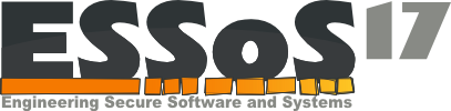 ESSoS 2017 (9th International Symposium on Engineering Secure Software and Systems)
